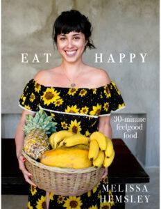 Eat Happy Cover - Melissa Hemsley