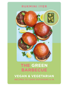 Rukmini Iyer The Green Barbecue Cover