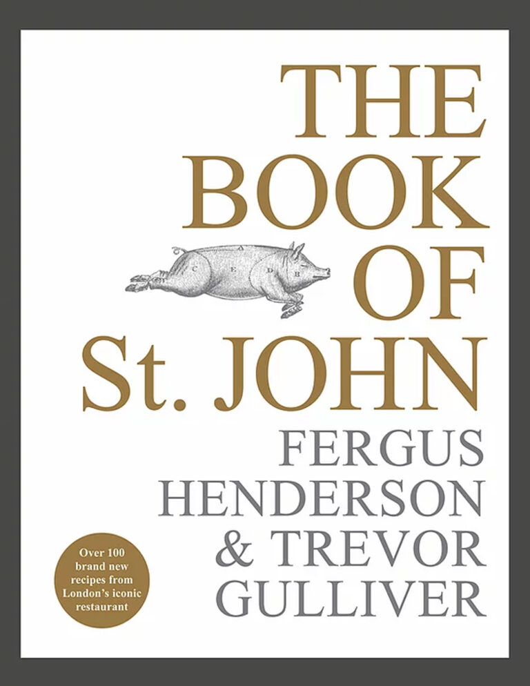 The Book of St John cover