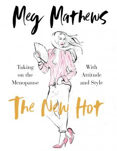 Meg Mathews The New Hot Cover